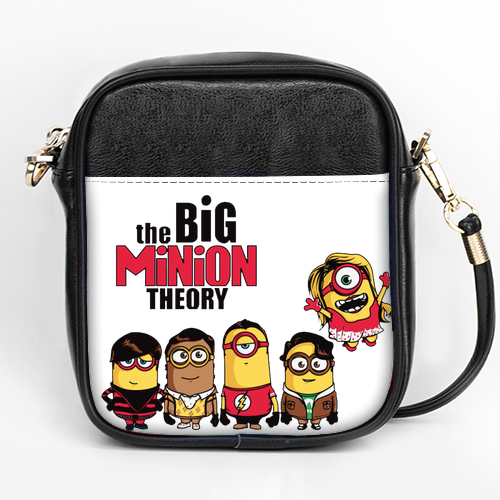 Big Minion Theory Crossbody