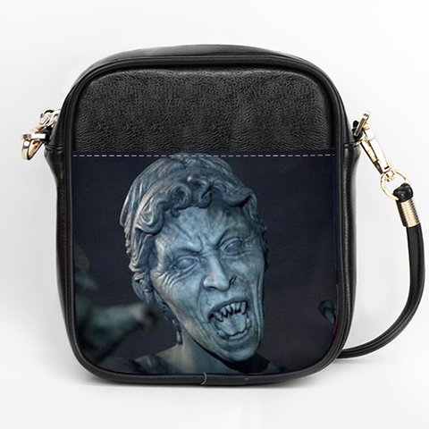 Weeping Angel Crossbody