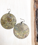 Urban Decay Round Earrings