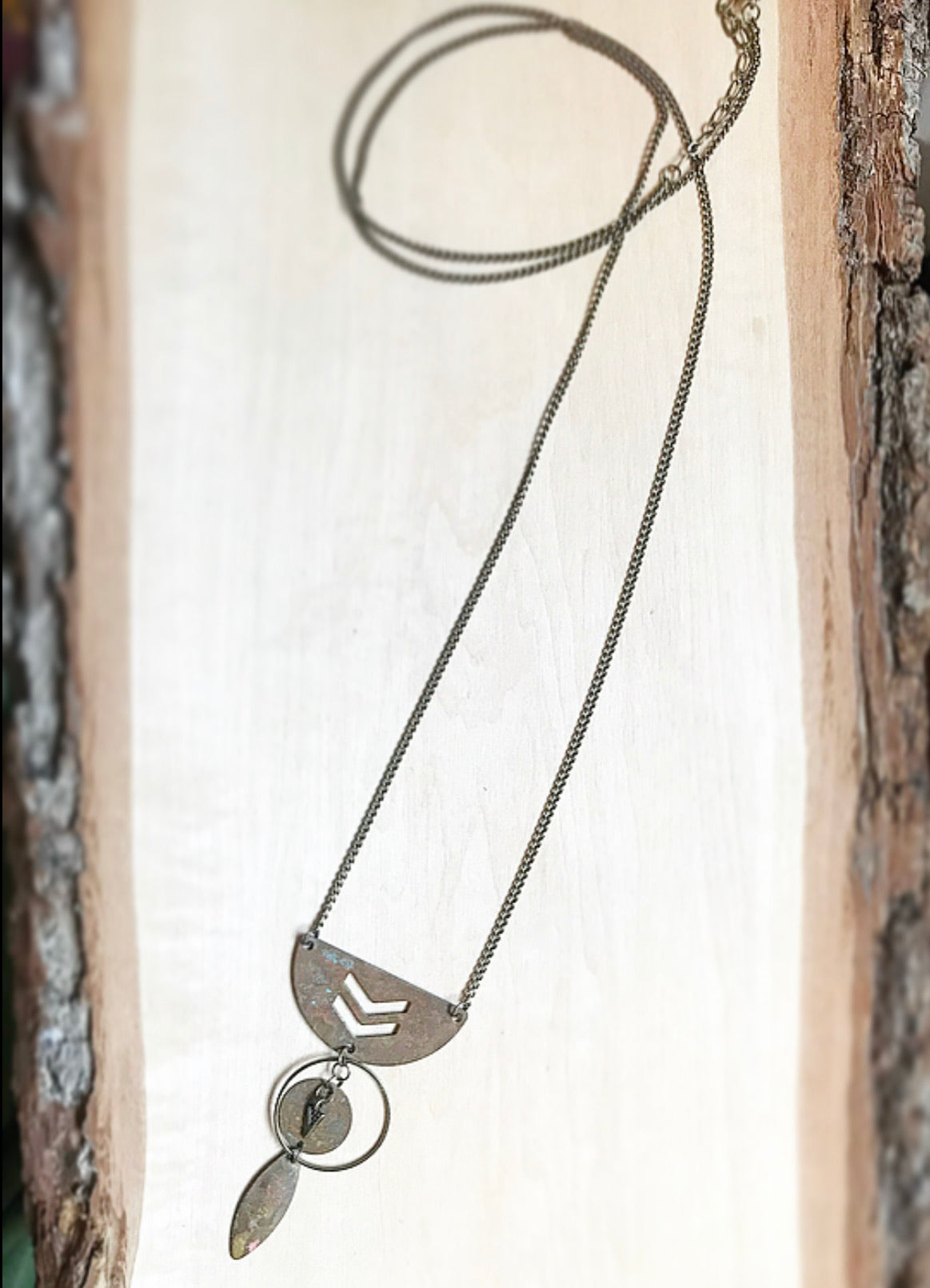 Urban Decay Arrow Necklace