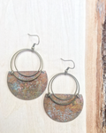 Urban Decay Double Ring Earring