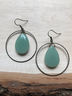Green Aventurine Drops