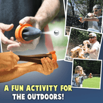Outdoor Fun Pocket Sling Shot