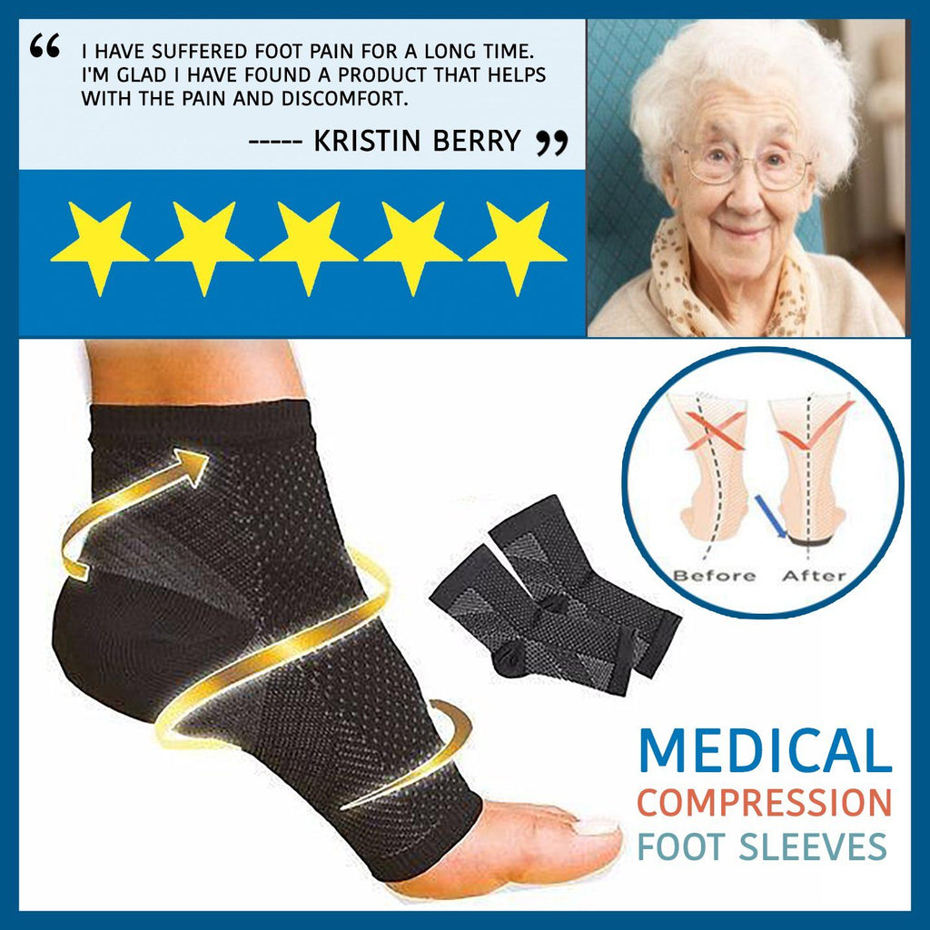 Medical Compression Foot Sleeves
