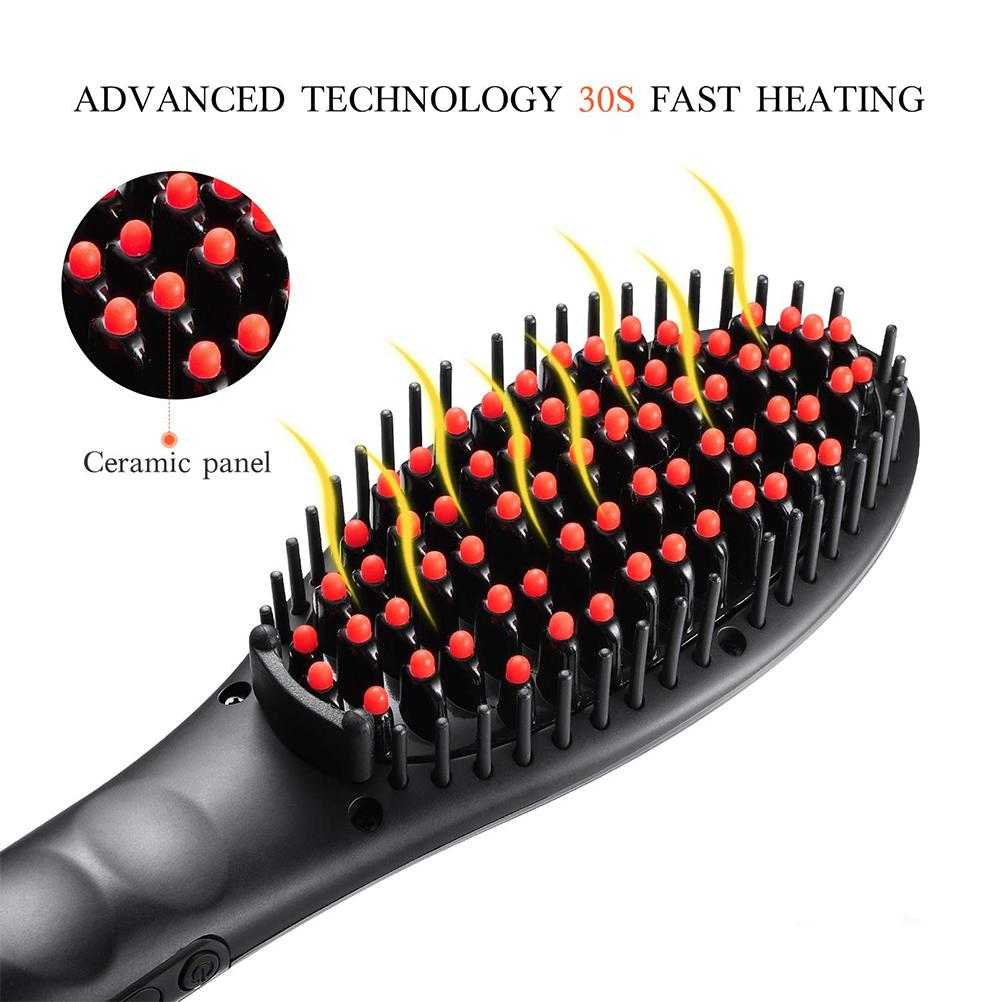 Heated Hair Brush