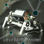 Solar Magnetic Levitating Model