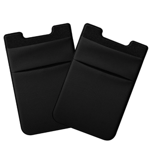 Phone Stretchy Wallet Pocket (2pcs)