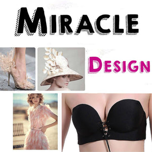 Magic Non-Slip Strapleless Bra
