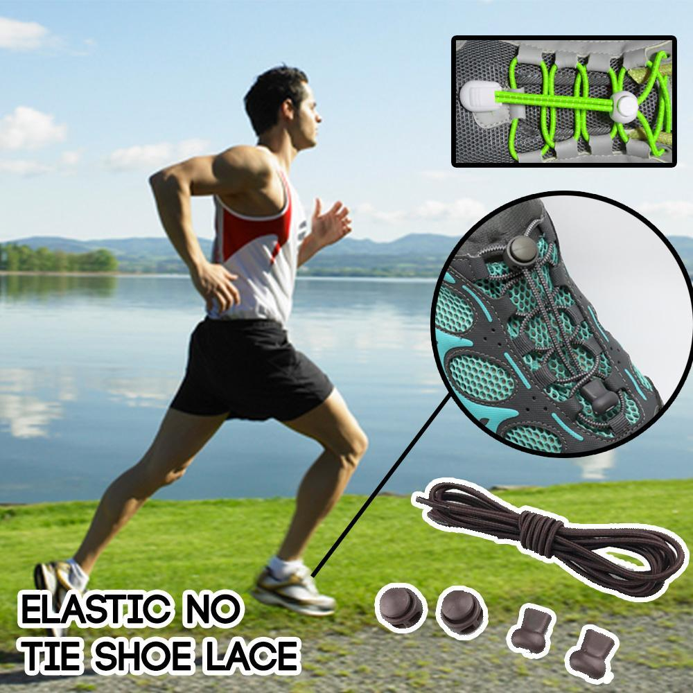 Elastic No Tie Shoe Lace