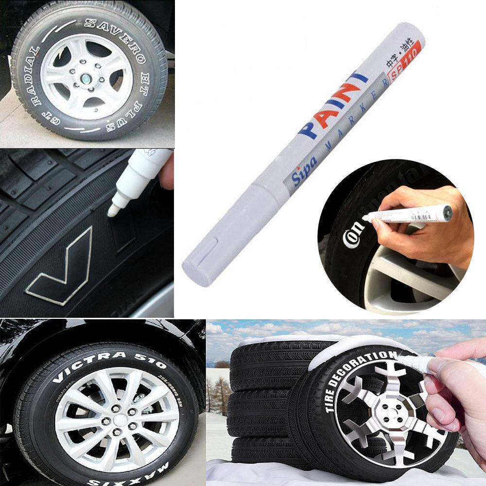 Permanent Easy Car Paint Pen