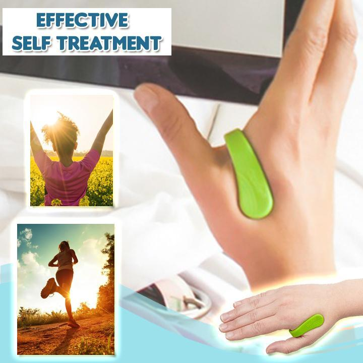 Wearable Acupressure Tension Reliever