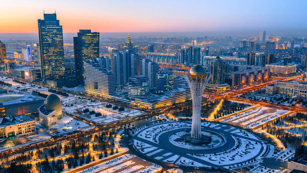 Top 10 Holiday Destinations for avid traveller - Astana, Kazakhstan