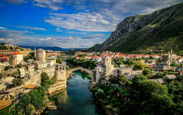 Top 10 Holiday Destinations for avid traveller - Mostar, Bosnia and Herzegovina