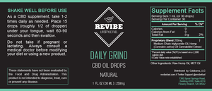 Daily Grind - 250mg Formula