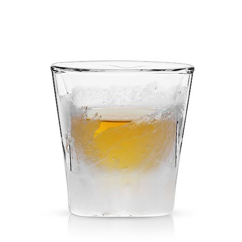 Vasos Old Fashioned de Cristal con Gel