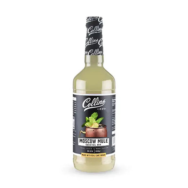 Collins, Moscow Mule Cocktail Mix 945 ml.