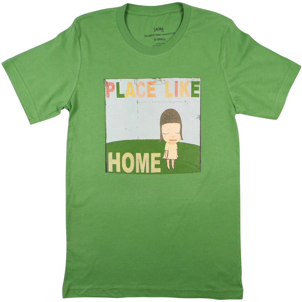 Yoshitomo Nara Place Like Home T-shirt