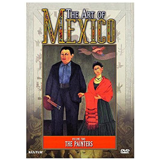 Art-Mexico-Vol. 2-Painters-DVD