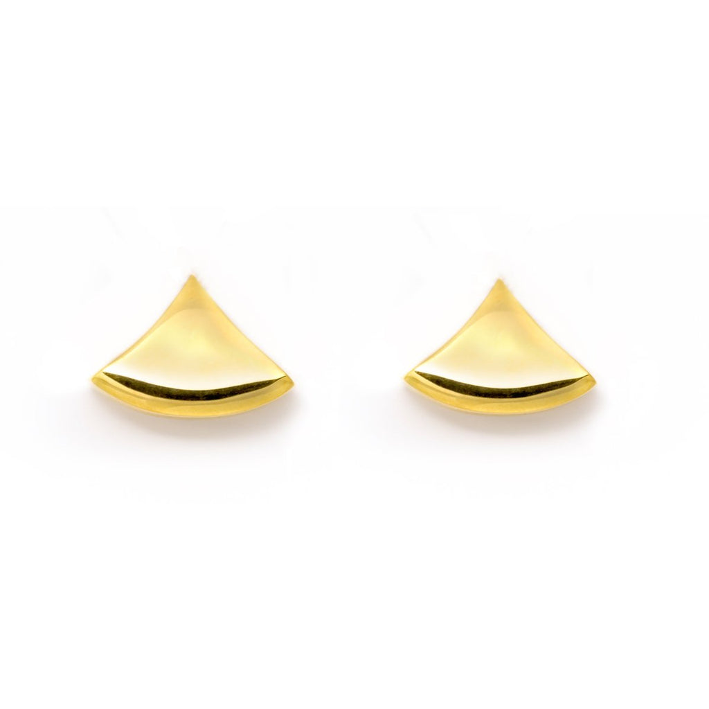 Gabriela Artigas & Company 14-Kt Shell Earrings