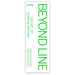 Beyond Line: The Art of Korean Writing Bookmark