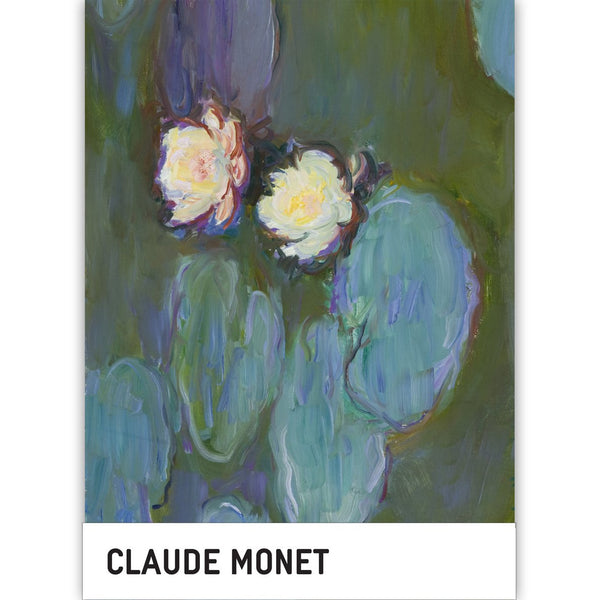 Claude Monet Nympheas Notecard Set