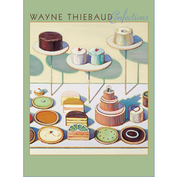 Wayne Thiebaud Confections Boxed Notes