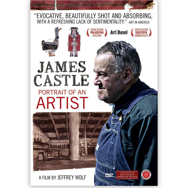 James Castle: Portrait of an Artist DVD