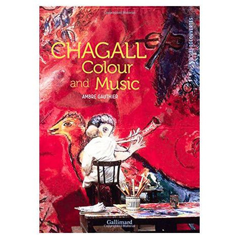 Chagall Colour and Music book