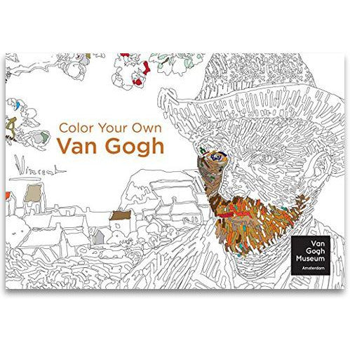 - Color Your Own Van Gogh Coloring Book – LACMA Store