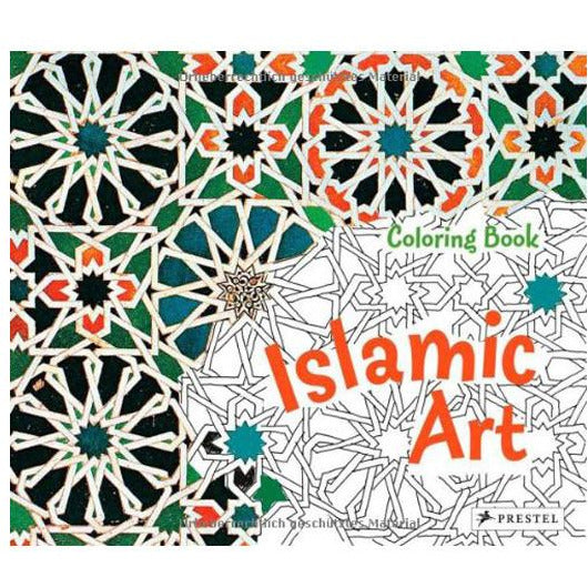 coloring-book-islamic-art