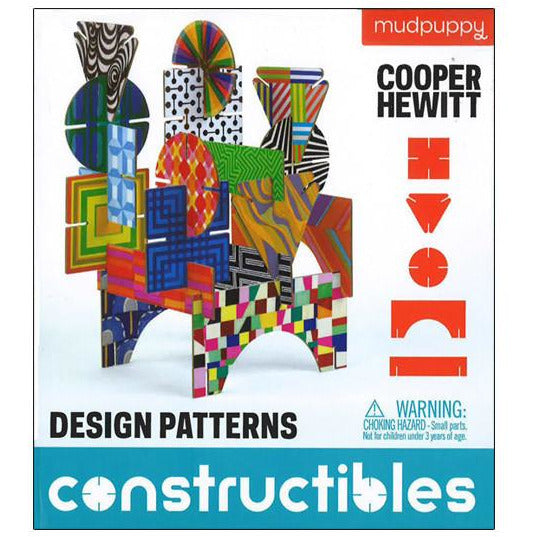 Cooper Hewitt Constructibles Design Patterns