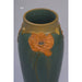 Craftsman Poppy Vase Teal