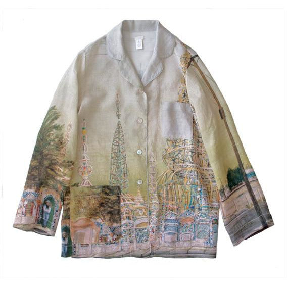 dosa 'Watts Towers' PJ Top