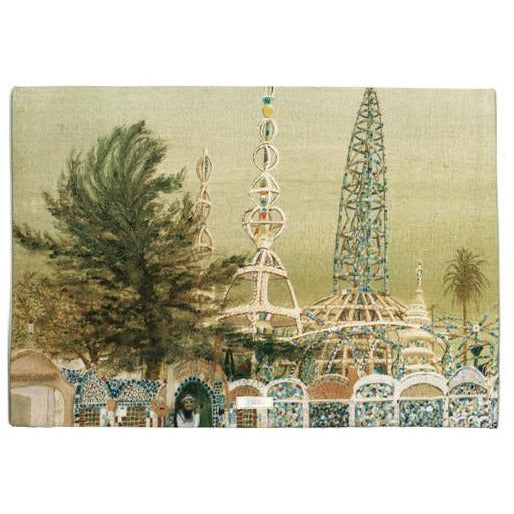 SOLD OUT dosa 'Watts Towers' Portfolio