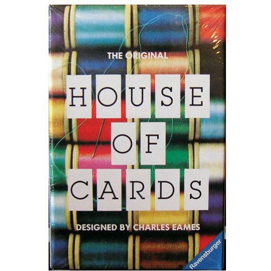 Charles and Ray Eames House of Cards - Small Set