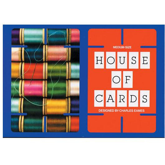 Charles and Ray Eames House of Cards - Medium Set