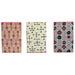 Charles and Ray Eames Textile House of Cards