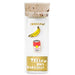 Pop Art Banana and Soup Earrings vial
