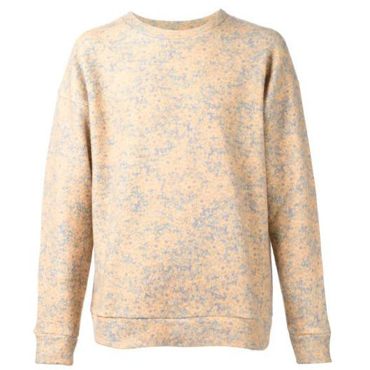 The Elder Statesman Felted Sweatshirt