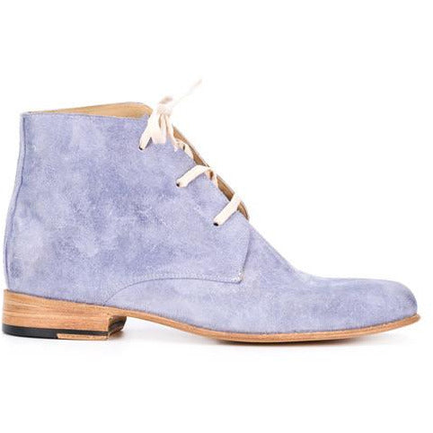 Esquivel Waris Boot in Lavendar Suede