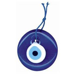 Evil Eye glass pendant - Small