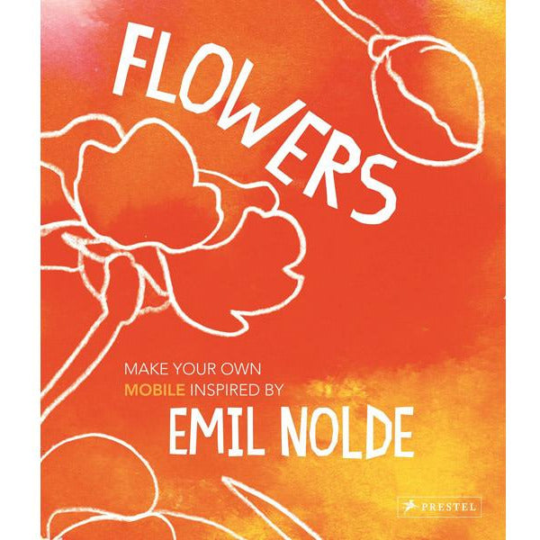 Flowers Make Mobile Inspired Emil Nolde