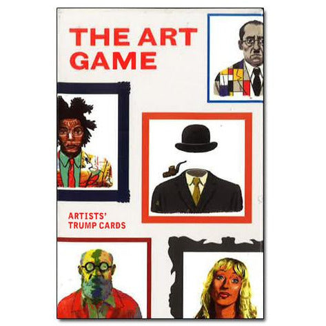 Art Game: Artists Trump Game