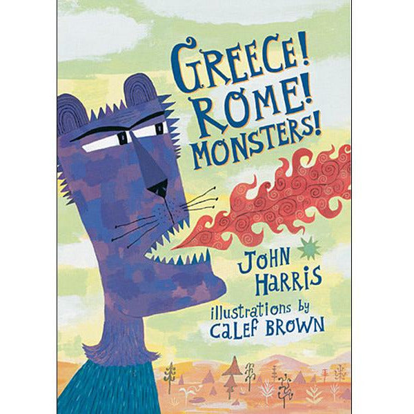 Greece! Rome! Monsters!