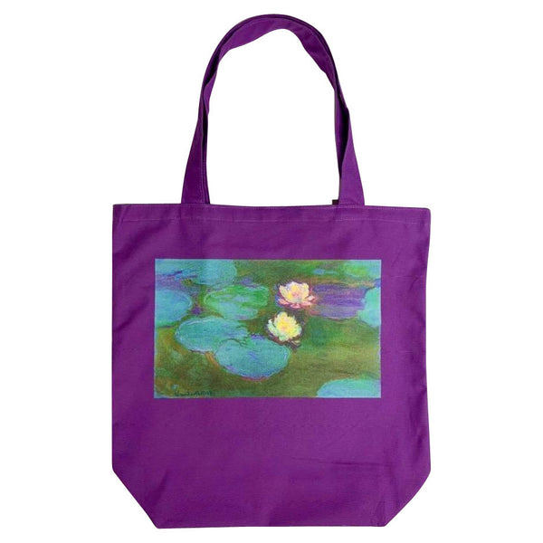 Claude Monet Nympheas Tote Bag
