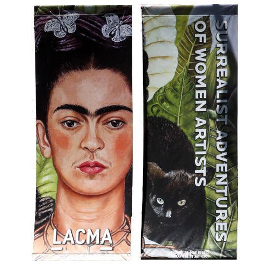 In Wonderland - Frida Kahlo Street Banner