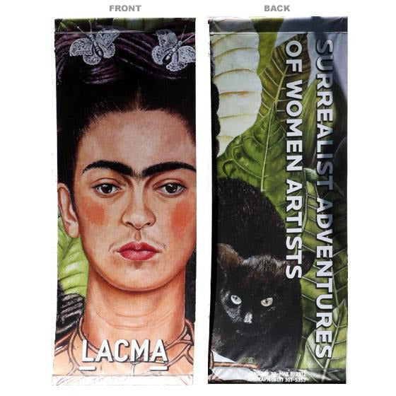 In Wonderland Frida Kahlo Street Banner