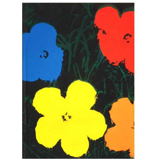 Andy Warhol Flowers Journal