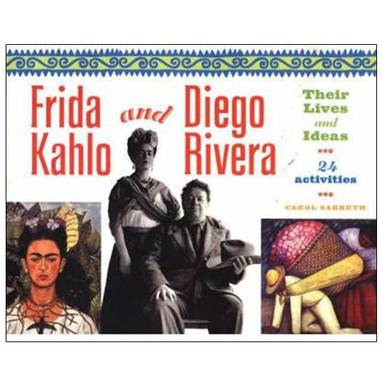 Kahlo-Rivera-Lives-ideas-24 Activities