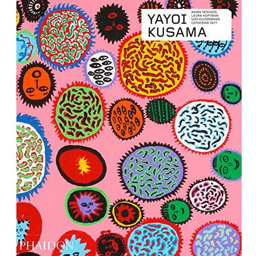 Yayoi Kusama Contemporary Artists Series